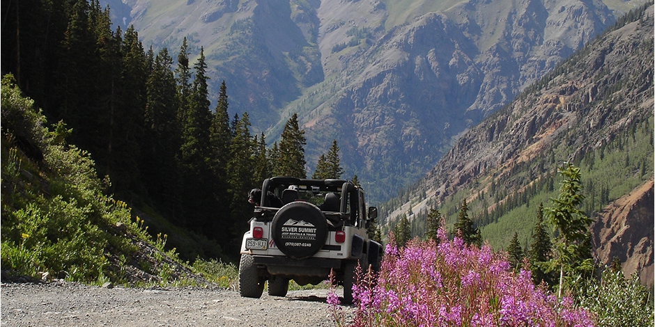 Silver Summit Jeep Rentals